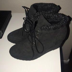 BKE sole booties